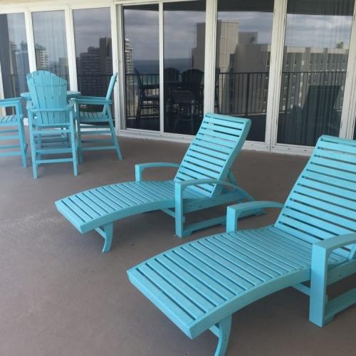 Cr Plastics Adirondack Chairs Outdoor Furniture